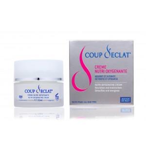 Crema Nutri Oxigenadora, el cosmético para tu piel Coup d'Eclat®
