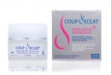 Crema Confort Textura Rica, antienvejecimiento cutáneo Coup d'Eclat®