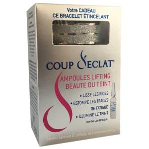 Pack Lifting Ampollas Coup d'Eclat®  antiarrugas (2 x Cajas de 3)